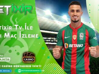Betixir Tv İle Canlı Maç İzleme
